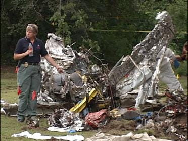 NTSB Issues Final Report In Fatal Muskogee Plane Crash