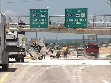 ODOT Quick To Spend Stimulus Dollars