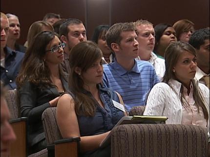 Teach For America Teachers Arrive In Tulsa