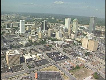 Tulsa County Votes Against Suing City