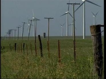Experts Say Wind Energy Key To Oklahoma Economy