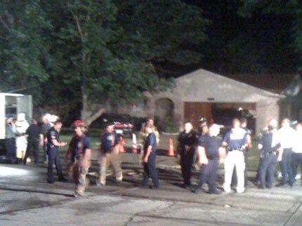 Four Arrested For Tulsa Meth Lab