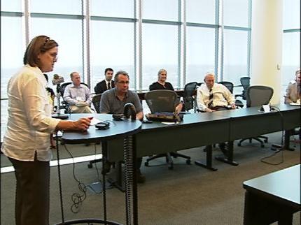 International Economic Forum Underway In Tulsa