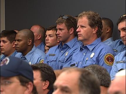 Tulsa Fire Furloughs Avoided