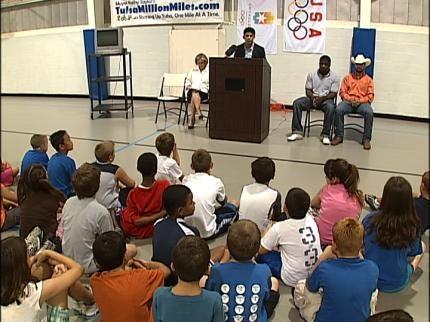 Tulsa Mayor Declares Thursday Olympic Day