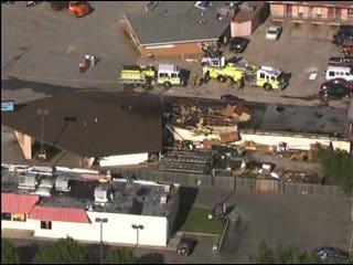 Broken Valve Linked to Yukon Motel Explosion