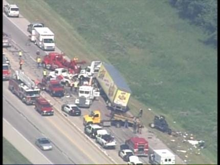 Death Toll Climbs In Deadly Turnpike Crash