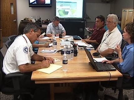 Efforts Underway To Keep Tulsans Cool