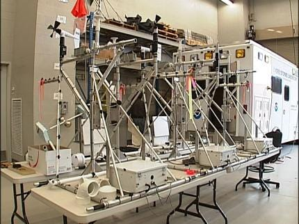 Only 1 Tornado Found In 1st Phase Of Vortex2 Experiment