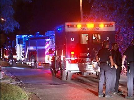 Tulsa Man Run Over By Truck