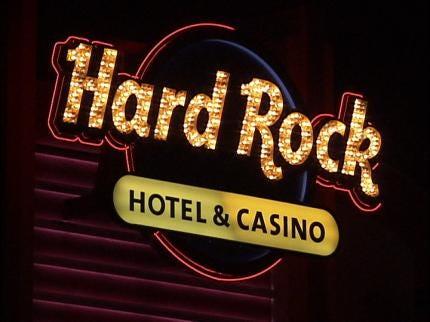 Hard Rock Transition Underway At Catoosa Casino