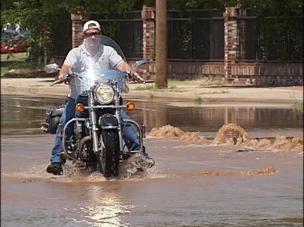 Hot Weather Causing Water Main Breaks