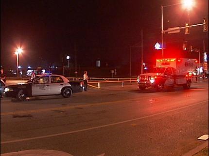 Motorcycle Passenger Injured During Tulsa Chase