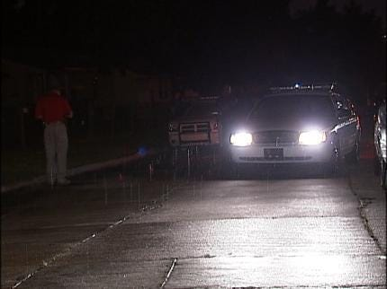 Multiple Shots Fired Into Tulsa Home