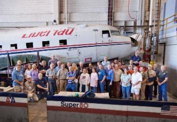 Flagship Detroit Visits Tulsa