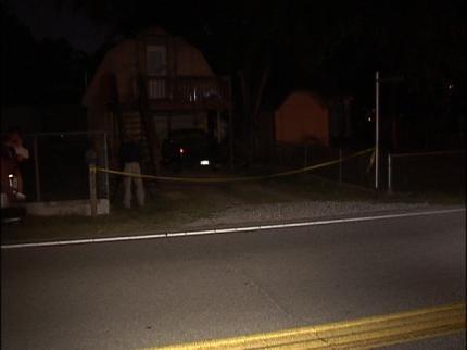 Hatchet-Wielding Man Shot By Tulsa Neighbor
