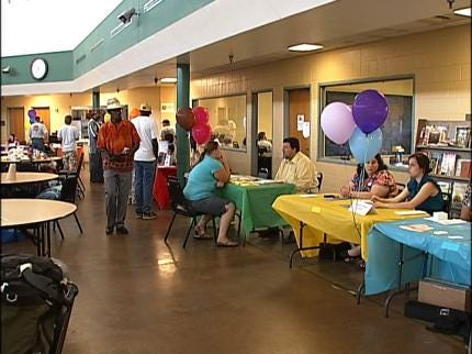 Tulsa's Day Center Brings Help To Homeless