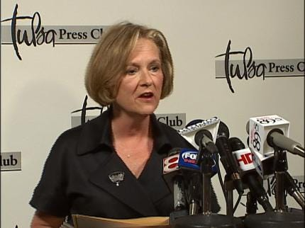 Kathy Taylor Will Not Seek Re-Election