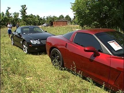 Cars Stolen From Tulsa Auto Lot