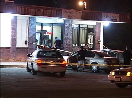 Tulsa Man Shot Four Times At Work