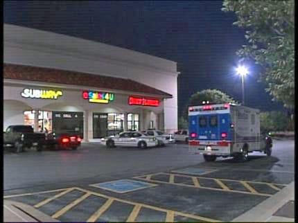 Machete Used In Tulsa Subway Robbery