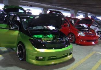 Scikotics Car Club Invades Tulsa With Modified Scions
