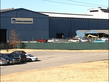 Sand Springs Steel Plant May Close