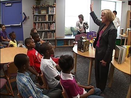 Tulsa After-School Programs Receive Donations
