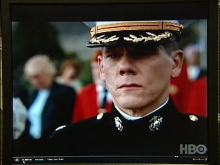 Movie Details Fallen Marine's Journey Home
