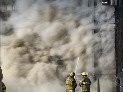 Twin Hills School Officials Ask For Help After Fire