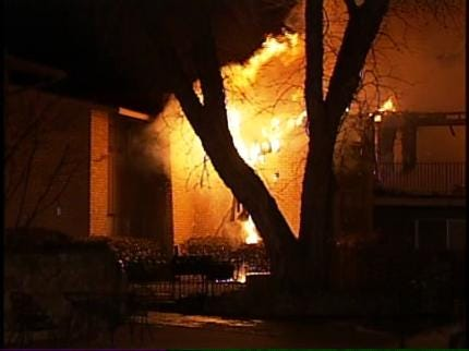 Meth Lab May Have Caused Tulsa Fire