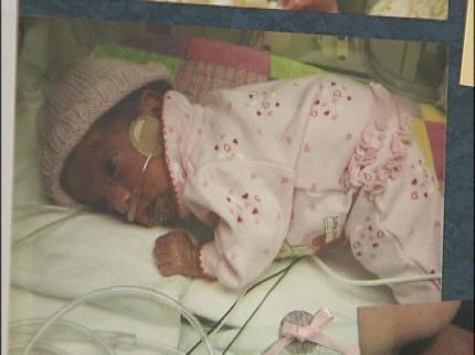 Preemie Baby Ready To Go Home From Tulsa Hospital