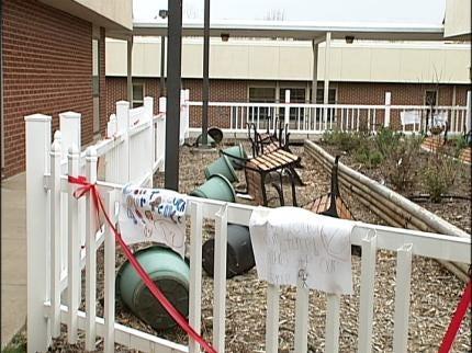 Vandals Attack Broken Arrow School's Garden