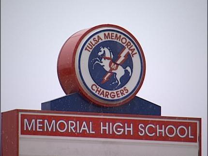 Fight Broken Up At Tulsa High School