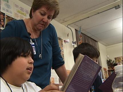 Foundation Helps Tulsa Schools