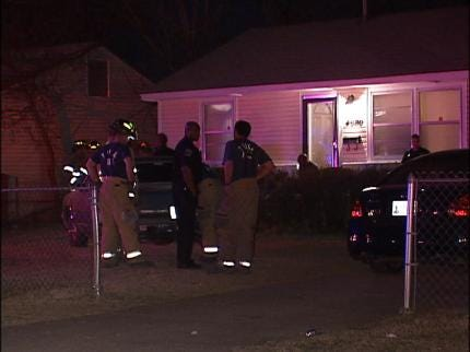 Man Charged In Attack On Tulsa Firefighter