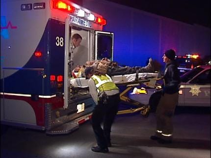 Police: Tulsa Man Robbed Of His Casino Winnings
