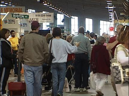 Attendance Up At Tulsa Home And Garden Show