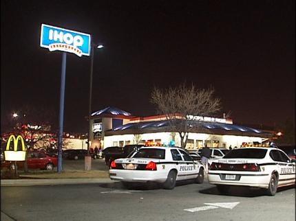 Man Shot At Tulsa IHOP Restaurant