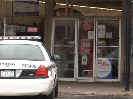 Police Searching For Dollar Store Thief