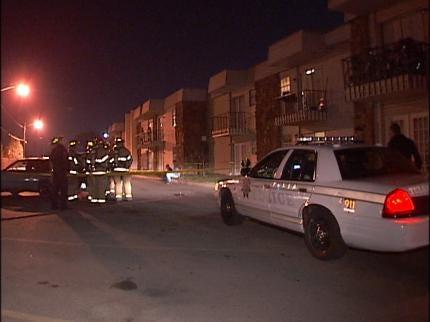 Tulsa Police Bust Apartment Meth Lab