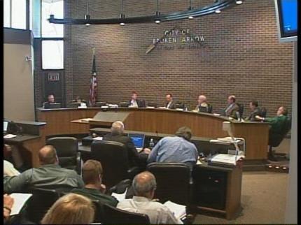 Broken Arrow Council Cuts City Jobs