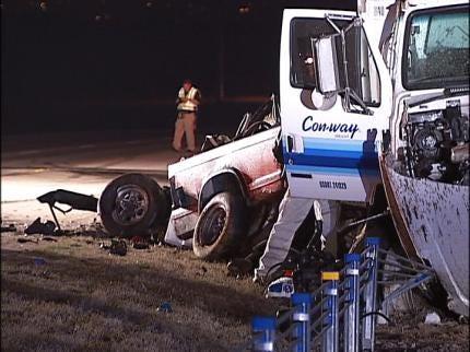 Head-On Accident On Tulsa Highway Kills One