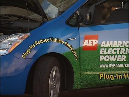 PSO Unveils Electric Car