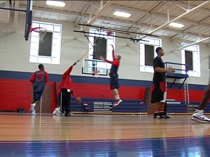 Rogers State Basketball No. 1 Seed In NAIA Tournament