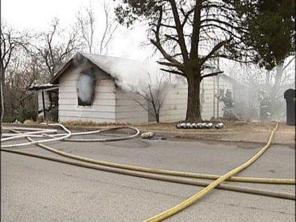 Sapulpa House Fire Victim Dies