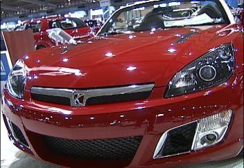 Tulsa Auto Show Revs Up