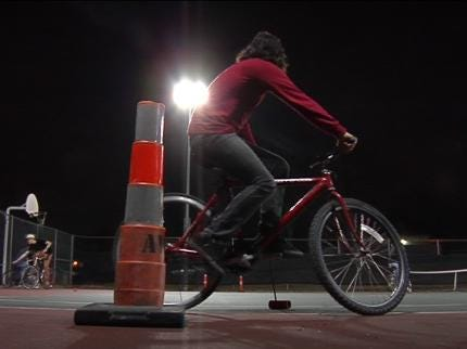 Bike Polo Hits Tulsa