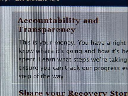 How Will You Know Stimulus Money Is Well-Spent?