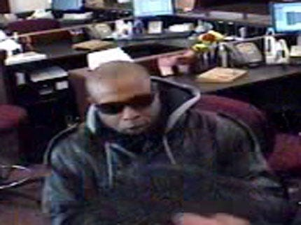 Tulsa Police Look For Serial Bank Robbery Suspect